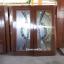 ประตูไม้สักกระจกนิรภัย เต็มบาน เกรดA รหัส A103 thumbnail 1