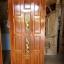 ประตูไม้สักบานเดี่ยว ฟักแกะ เกรดA, B+ รหัส C43