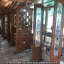 ประตูไม้สักกระจกนิรภัย วงรีเต็มบาน เกรดA รหัส A147 thumbnail 3