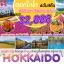 IJ XJ96 ทัวร์ ญี่ปุ่น Beautiful Hokkaido ทัวร์ฮอกไกโด ซัปโปโร โอตารุ โซอุนเคียว ฟูราโน่ บิเอะ 6 วัน 4 คืน บิน XJ thumbnail 1
