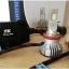 F2 หลอดไฟหน้า LED ขั้ว H11 - LED Headlight Cree XD14 chip 12000 lm thumbnail 1