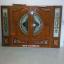 ประตูไม้สักกระจกนิรภัย ชุด4ชิ้น เกรดA รหัส NNA201 thumbnail 1