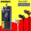 หูฟัง Smalltalk Remax 610D สีดำ thumbnail 4