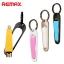 สายชาร์จ พวงกุญแจ Remax รุ่น RC-024 for iPhone 5/5s 6/6s สีขาวทอง thumbnail 6