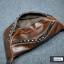 กระเป๋าคาดอก กระเป๋าคาดเอว หนัง Crazy Horse PU thumbnail 6