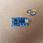 Charger Module Micro-USB ควบคุมชาร์ทแบตเตอรี่