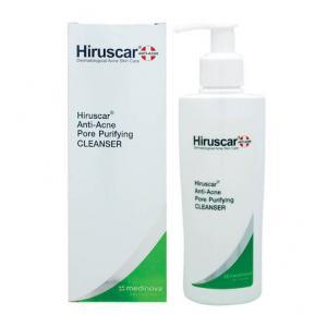 Hiruscar Anti-Acne Pore Purifying CLEANSER 100ml ฮีรูสการ์ แอนตี้ แอคเน่ พอร์ เพียวริฟายอิ้ง คลีนเซอร์