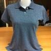 เสื้อโปโลหญิง สีกรม ไซส์/S/รอบอก34นิ้ว