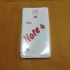 เคส Samsung Note4 เคสTPU ใส 0.5 (ใช้กับงานสรีนได้)