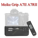 MK-A7II Meike Vertical Grip for A7II A7rII A7sII VG-C2EM(Compatible) New