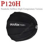 P120H Godox Parabolic Softbox Bowen's Mount For Studio Flash, 120CM พาราโบลิก ซอฟท์บ๊อกซ์ ไฟสตูดิโอ