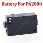 Battery For PA-2000 Speedlite Flash power pack