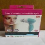 เครื่องทำความสะอาดผิวหน้า 5 in 1 Beauty Care Massager