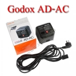 AD-AC Godox Power Source AC Adapter Cable for AD600 AD600B AD600BM AD600M 8700mAh อะแดปเตอร์โกดอก
