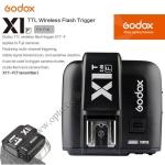 Godox X1T-F Auto TTL 2.4Ghz Wireless Trigger TX for Fuji Film Flash ตัวส่งแฟลชไร้สายแบบออโต้ฟูจิ