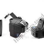 Dual Wireless Flash Trigger MT-16 set with Umbrella Holder 2 Receiver