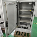 Outdoor industrial cabinet(19 inch rack)
