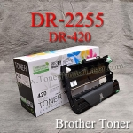 TPL Toner DR-2255 DR-420 Brother Drum For Printer Laser ตลับหมึกโทนเนอร์บราเดอร์