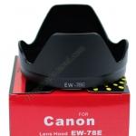 Len Hood For Canon EW-78E
