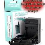 Home + CarBattery Charger For Nikon EN-EL10 Li40B Li42B NP-45 NP-80