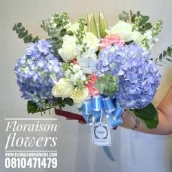 Floraison box Amethyst (L)