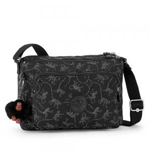 Kipling Reth Monkey Novelty กระเป๋าสะพาย หลายช่องซิป จุมาก น่าใช้ ขนาด 27 L x 17.5 H x 15 W cm