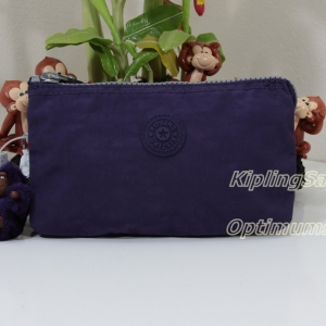 Kipling Creativity L Pomegranate ขนาด 7x4.25x1 นิ้ว