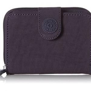 Kipling New Money Blue Purple C เป็นกระเป๋าสตางค์ ขนาดกระชับมือ ขนาด 10 L x 18.5 H x 3.5 W cm