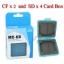 MC-6B Card Box for Memory Compact Flash SD กล่องเก็บเมมโมรี่ thumbnail 1