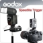 Godox Cells II X2 Wireless Speedlite Transceiver Trigger High Speed Sync thumbnail 3