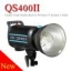QS400II Godox Professional Studio Strobe Flash Light 400Ws Built-in Wireless X System แฟลชสตูดิโอ thumbnail 1