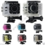 SJ8000 XDV 4K 30FPS ULTRA HD Wi-Fi Sports Waterproof Action Cam Camera Sony IMX179 กล้องวีดีโอ thumbnail 4
