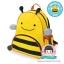 กระเป๋าเป้ ลายผึ้ง thumbnail 1