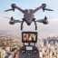 โดรนจีพีเอสราคาถูก โดรนgps โดรนติดกล้อง ที่มีระบบดาวเทียมในการลอคความสูง ทำให้บินนิ่ง ภาพชัด ระดับ HD 1080 P thumbnail 1