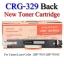 CRG-329 Black For Canon LBP7018C Toner Printer Laser (New Cartridge) ตลับหมึกสีดำ thumbnail 1