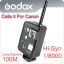 Godox Cells II Wireless Speedlite Transceiver Trigger High Speed Sync thumbnail 1
