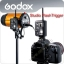 Godox Cells II X2 Wireless Speedlite Transceiver Trigger High Speed Sync thumbnail 4