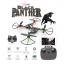 โดรน Black Panther มาพร้อม opticalเซนเซอร์ลอคตำแหน่ง หลักการคล้ายทิ้งสมอเรือยึดโดรนไว้ไม่ให้บินไปกับลม ทำให้โดรนอยุ่นี่งๆได้ thumbnail 1