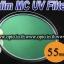 PRO1 UV MC 13Layer Digital Ultra Slim(1mm)Multi-Coated 55mm. thumbnail 1