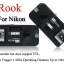 Pixel Rook 2.4GHz Wire/Wireless 5 in 1 Trigger Set for Nikon thumbnail 1