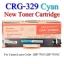 CRG-329 Cyan For Canon LBP7018C Toner Printer Laser (New Cartridge) ตลับหมึกสีฟ้า thumbnail 1