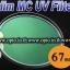 PRO1 UV MC 13Layer Digital Ultra Slim(1mm)Multi-Coated 67mm. thumbnail 1