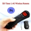 SD Wireless Timer Remote P6 For Panasonic FZ50K/50S/30/30K/30S/20 thumbnail 1