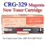 CRG-329 Magenta For Canon LBP7018C Toner Printer Laser (New Cartridge) ตลับหมึกสีแดง thumbnail 1