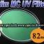 PRO1 UV MC 13Layer Digital Ultra Slim(1mm)Multi-Coated 82mm. thumbnail 1