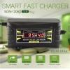 SUOER เครื่องชาร์จแบตเตอรี่รถยนต์ LCD Digital Display Smart Fast Charger 12 V/6.0A รุ่น SON-1206D พร้อมคู่มือการใช้งานภาษาไทย