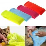ถุงตาข่ายอาบน้ำแมว อุปกรณ์สำหรับอาบน้ำ