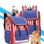 (โปรดสอบถาม)กระเป๋าเป้ใส่สัตว์เลี้ยง กระเป๋าสะพาย