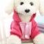 เสื้อสุนัขแบบมีฮู้ด มีช่องใส่ของด้านหลัง thumbnail 7