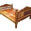 เตียงไม้ประดู่ 6 ฟุต